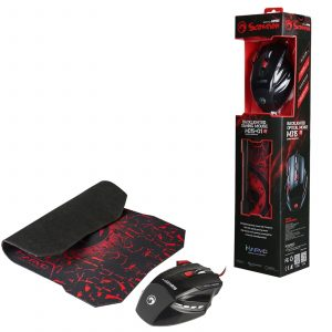 MARVO SCORPION M315 USB Mouse and Mousepad